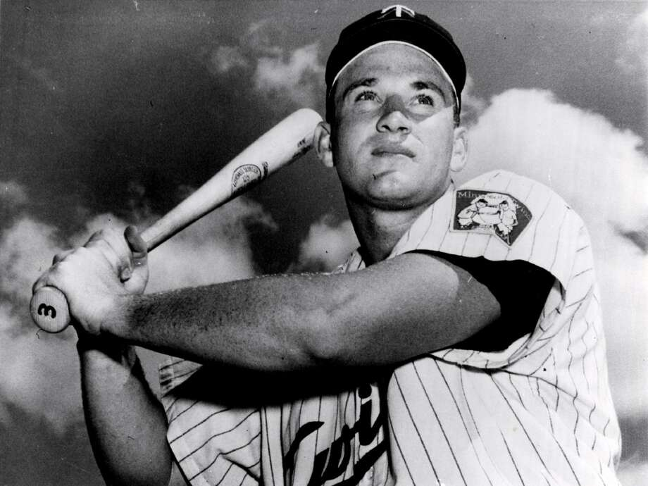 Minnesota Twins/Washington Senators: Harmon Killebrew Photo: The Sporting News, Sporting News Via Getty Images