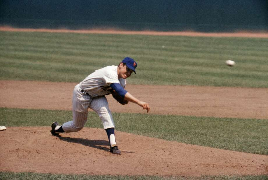 New York Mets: Tom Seaver Photo: Louis Requena, MLB Photos Via Getty Images