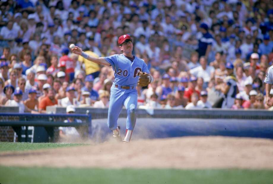 Philadelphia Phillies: Mike Schmidt Photo: Ron Vesely, MLB Photos Via Getty Images