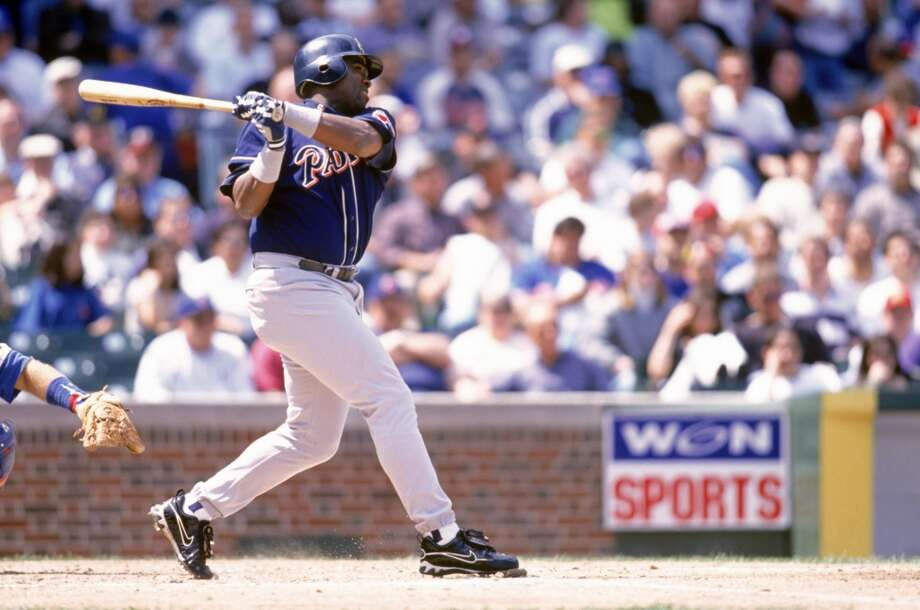 San Diego Padres: Tony Gwynn Photo: Ron Vesely, MLB Photos Via Getty Images
