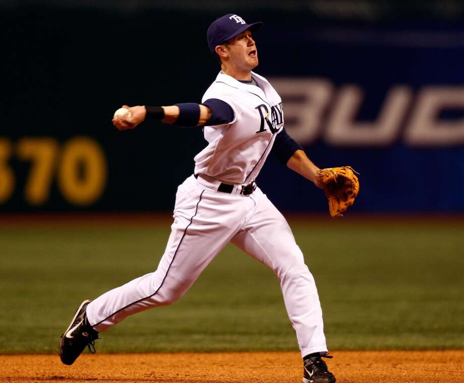 Tampa Bay Rays/Devil Rays: Evan Longoria Photo: J. Meric, Getty Images