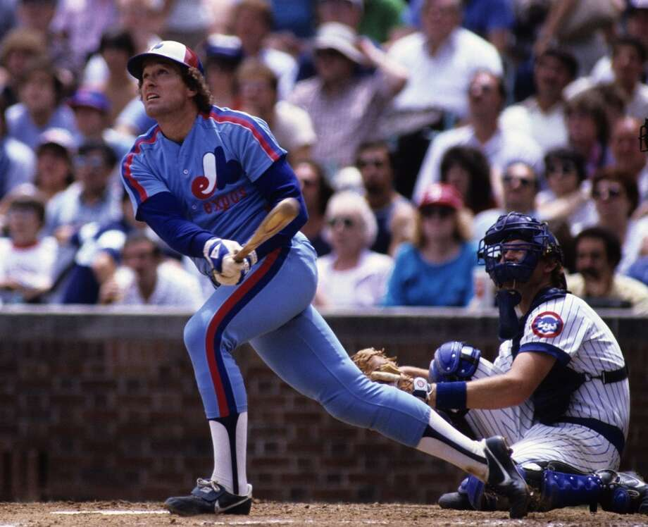 Washington Nationals/Montreal Expos: Gary Carter Photo: Ronald C. Modra/Sports Imagery, Getty Images