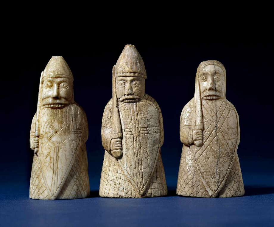 """Vikings,"" the British Museum's first major exhibition on the northern invaders for decades"
