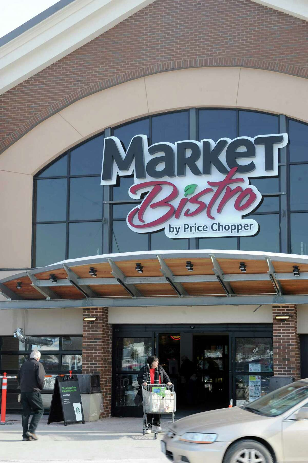 Market Bistro by Price Chopper on Wednesday Feb. 12, 2014 in Latham, N.Y. (Michael P. Farrell/Times Union)