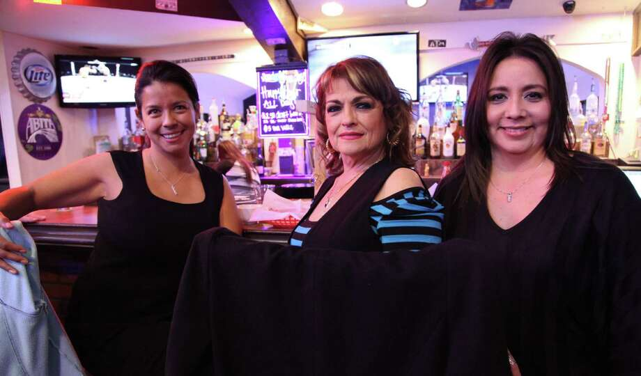 Melisa Walters (from left), Yolanda C. Valdez and Carrie Gonzalez / For the Express News