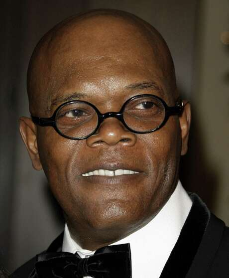 Samuel L. Jackson was confused with Laurence Fishburne by an L.A. reporter. Photo: Matt Sayles / Associated Press / AP
