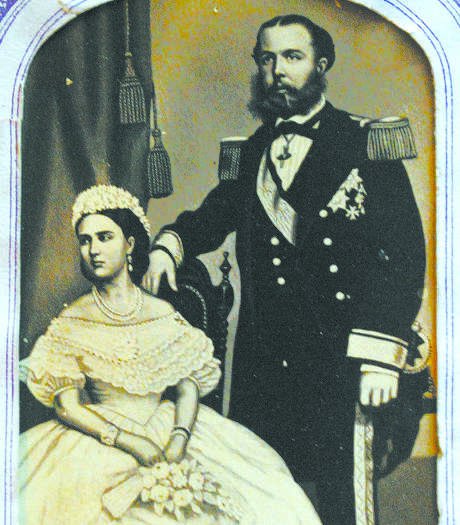 'Ç£Maximilian and Carlota: Last Empire in Mexico,'Ç¥ an exhibit at the Witte Museum Photo: Courtesy