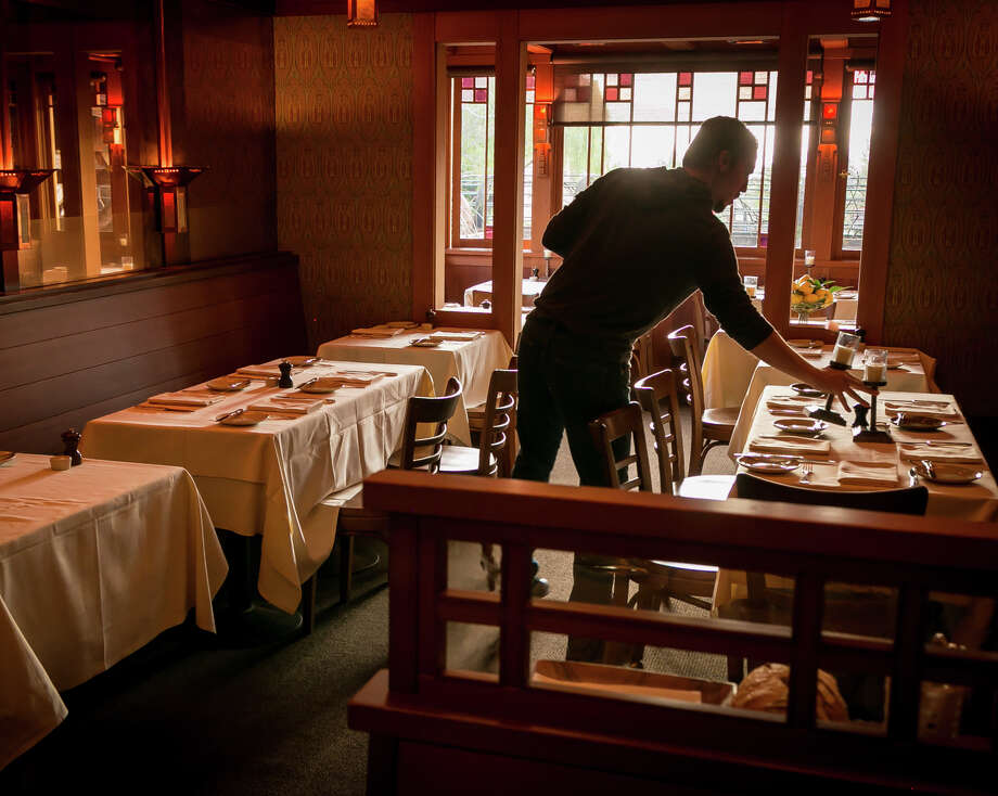 Chez Panisse has been part of the Top 100 since the guide's first year. Photo: John Storey / Special To The Chronicle / ONLINE_YES