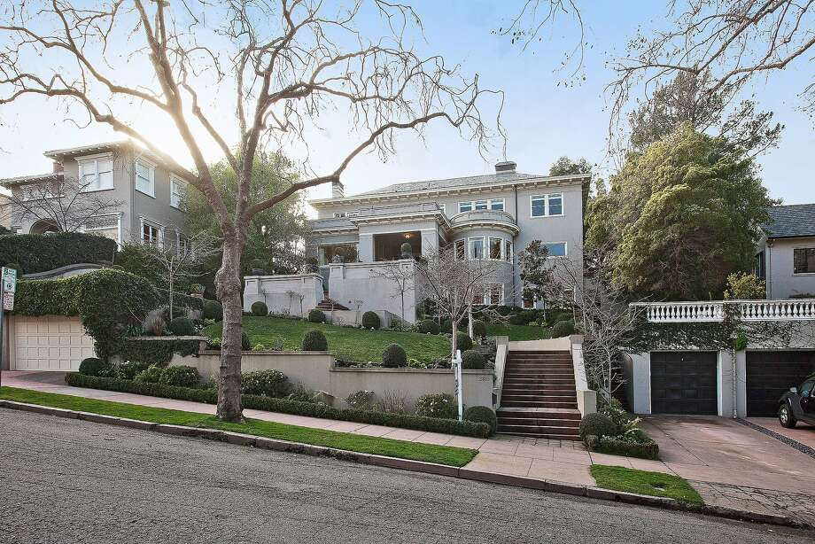 2816 Oak Knoll Terrace in Berkeley is available for $4.295 million. Photo: OpenHomesPhotography.com