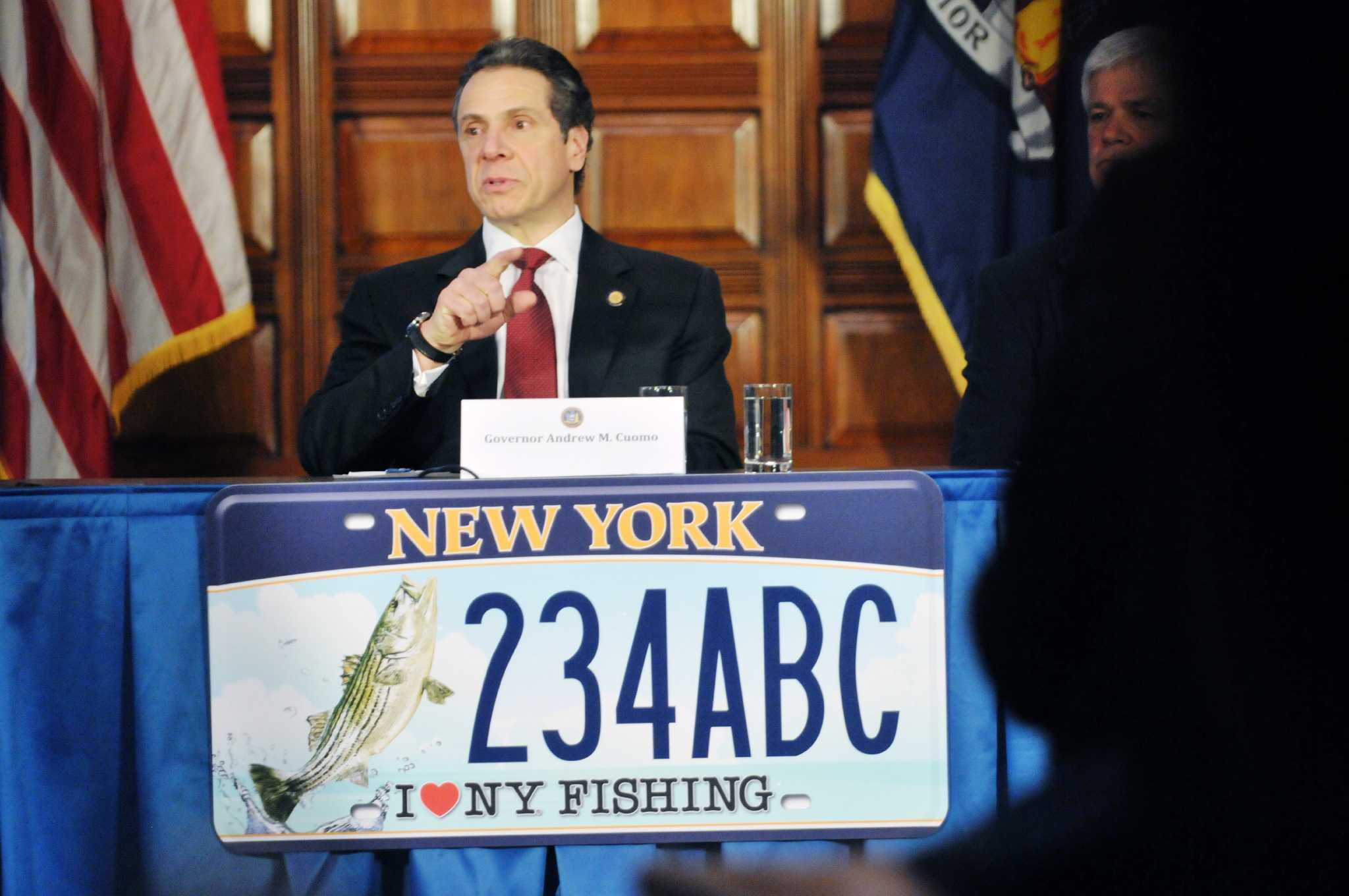 Quick waiver to pack handgun times union for Lifetime fishing license ny