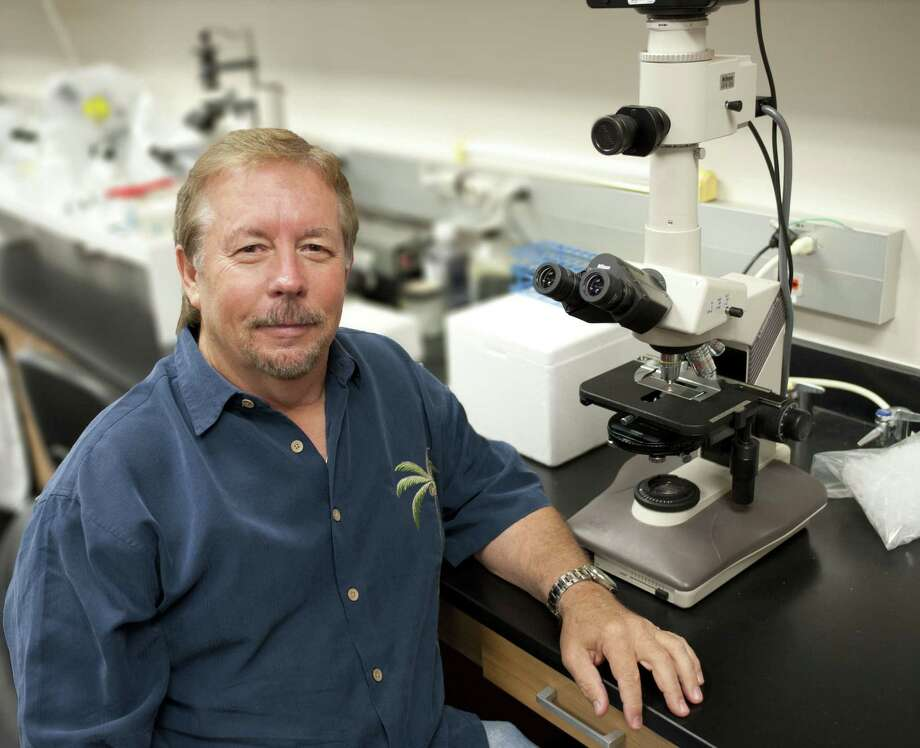 John McCarrey is helping organize the stem cell research conference being held Thursday and Friday at UTSA. Photo: Courtesy UTSA / Property of UTSA