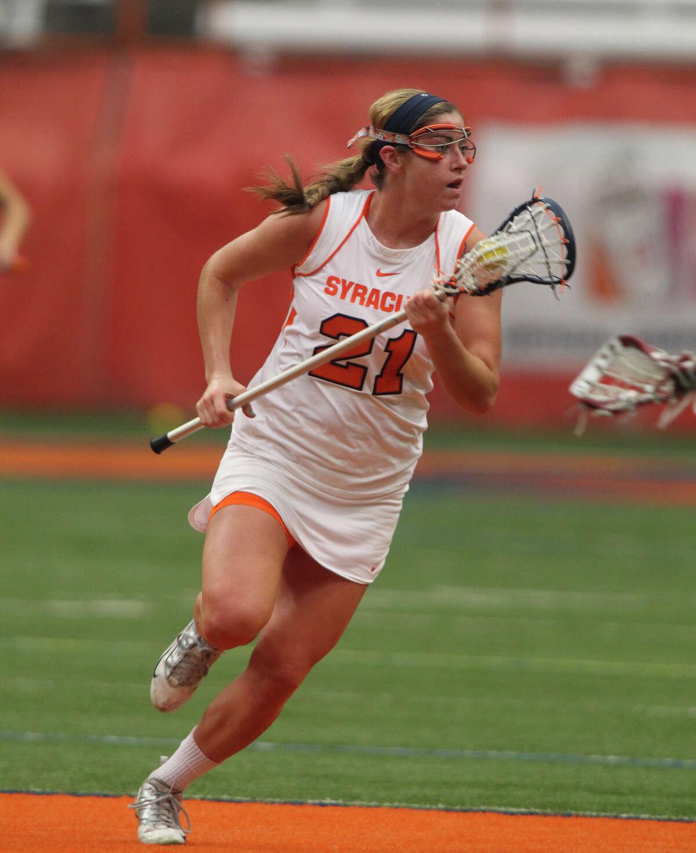 Kayla Treanor. (Courtesy Syracuse University)