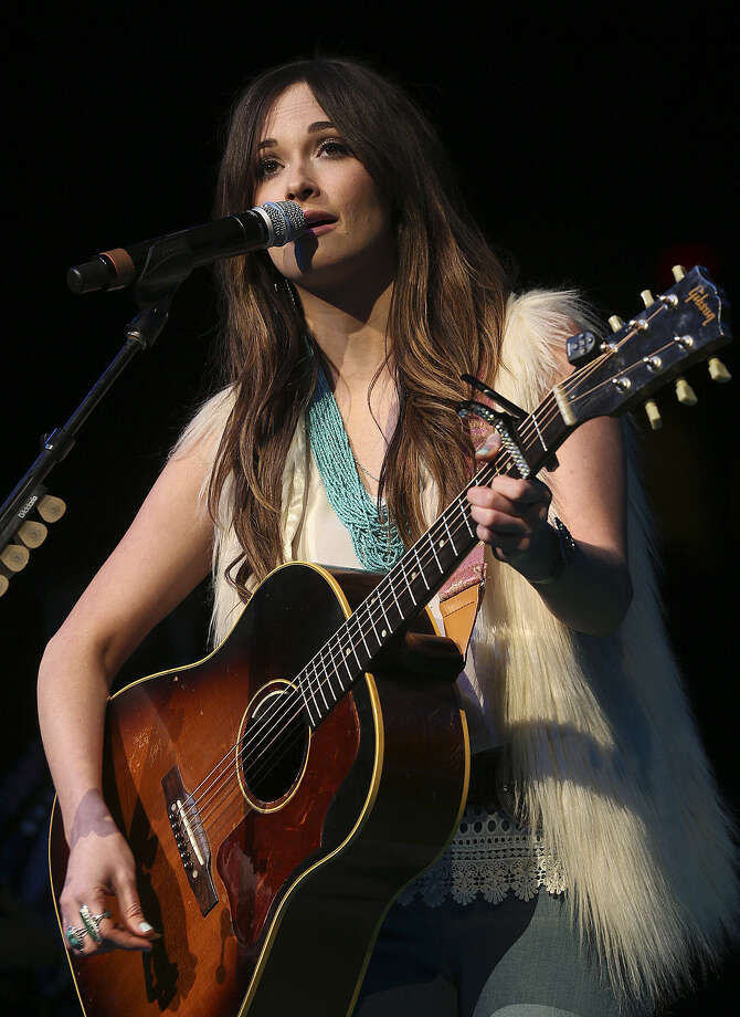 Grammy Award- winning Kacey Musgraves performs a captivating concert after the San Antonio rodeo on Wednesday. Photo: Jerry Lara / San Antonio Express-News / ©2013 San Antonio Express-News