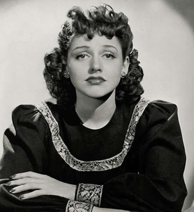 Anita O'Day, jazz singer. Photo: Handout / HANDOUT