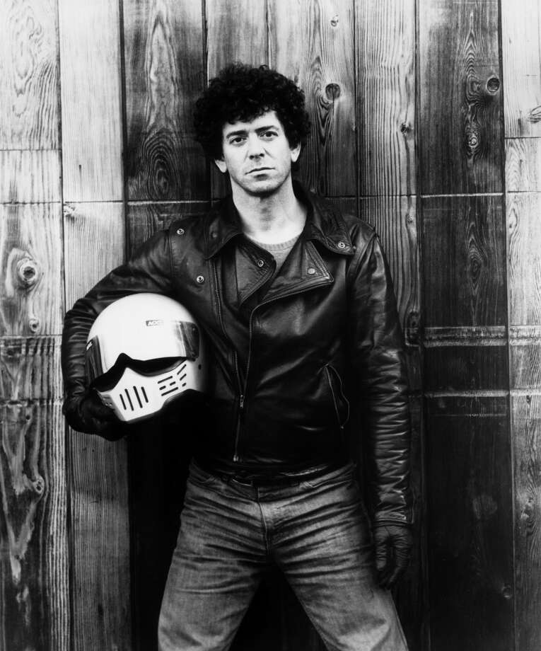 Lou Reed, musician. Photo: Hulton Archive, Getty Images