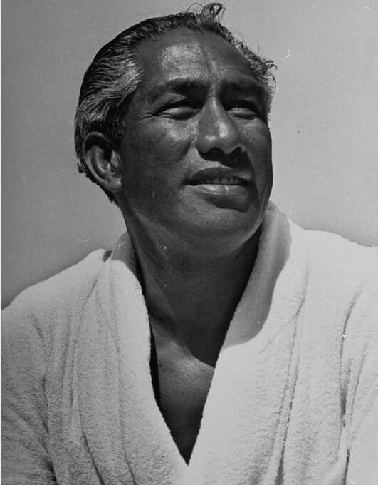 Olympic swimmer Duke Kahanamoku. Photo: Rex Hardy Jr., Time Life Pictures/Getty Images