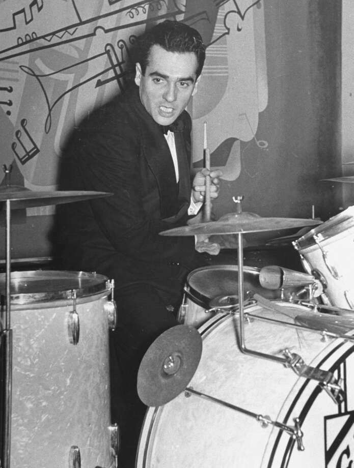 Drummer Gene Krupa Photo: Rex Hardy Jr., Time & Life Pictures/Getty Image