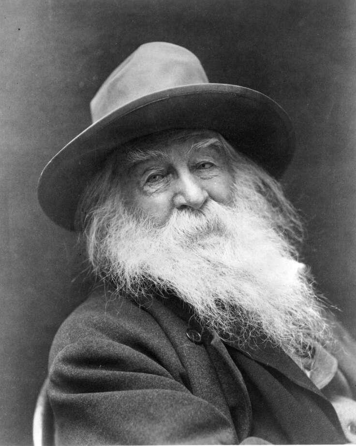 Walt Whitman, poet. Photo: Photo Courtesy Of PBS