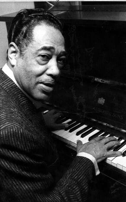 Duke Ellington, jazz musician, band leader and composer. Photo: -