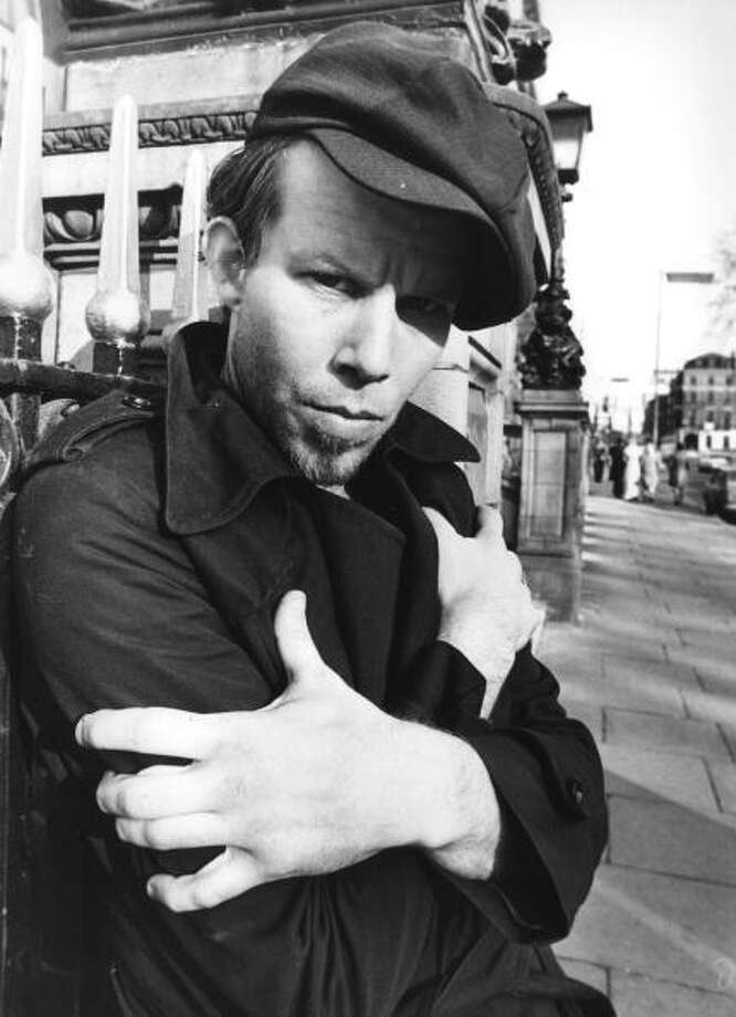 Tom WAITS, musician and actor. Photo: Eamonn McCabe, Redferns / Redferns