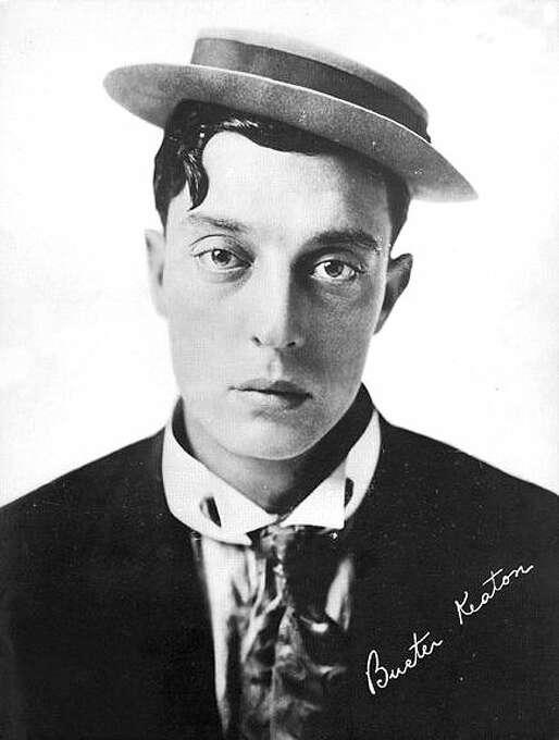 Buster Keaton, silent comedian. Photo: HANDOUT