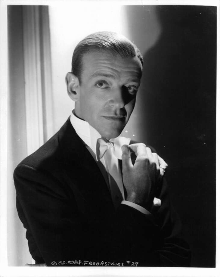 Fred Astaire publicity portrait, Circa 1935. (Photo by Getty Images) Photo: Archive Photos, Getty Images / 2012 Getty Images