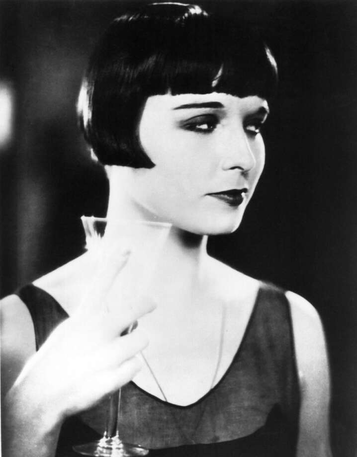 "Louise Brooks as Thymian in G.W. Pabst's ""Diary of a Lost Girl."" Photo: Silent Film Festival"