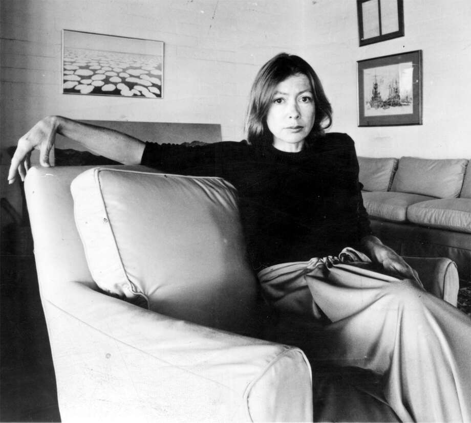 Joan Didion, writer. Photo: HANDOUT