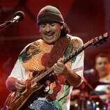 Carlos Santana, musician.