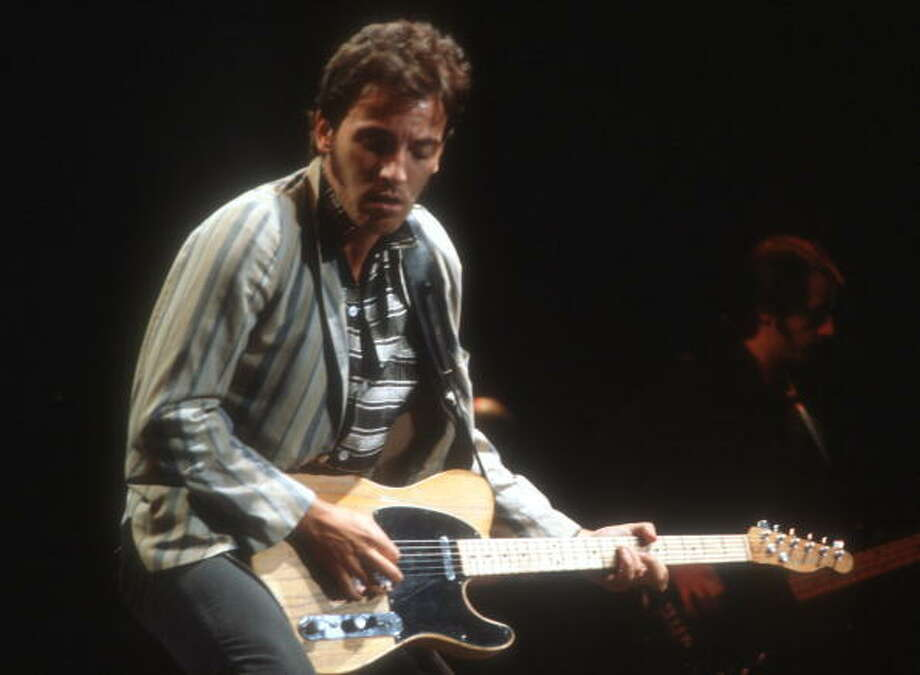 Bruce Springsteen  Photo by Michael Ochs Archives/Getty Images Photo: Michael Ochs Archives / Michael Ochs Archives