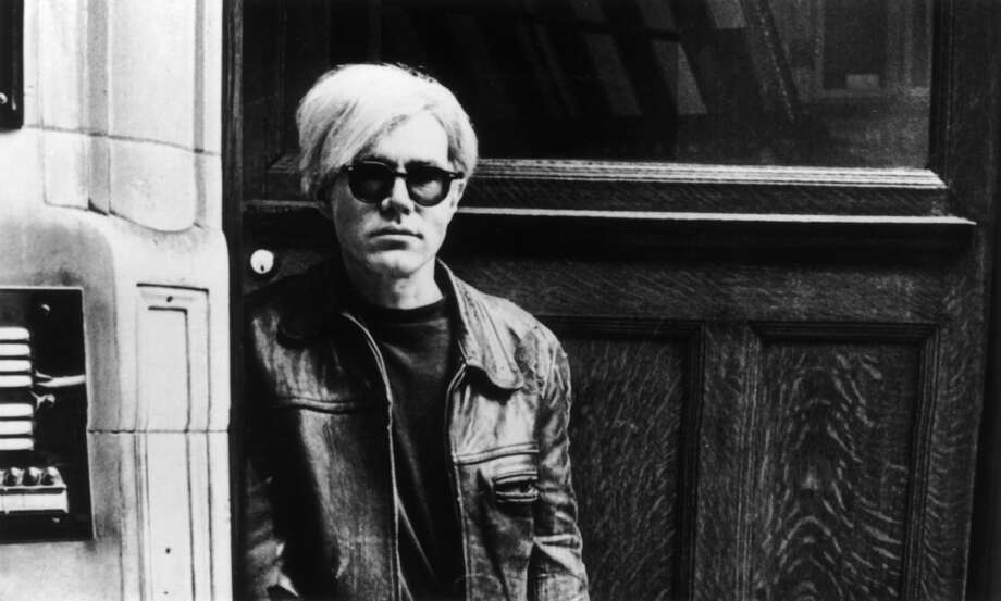 Andy Warhol, artist. Photo: PBS