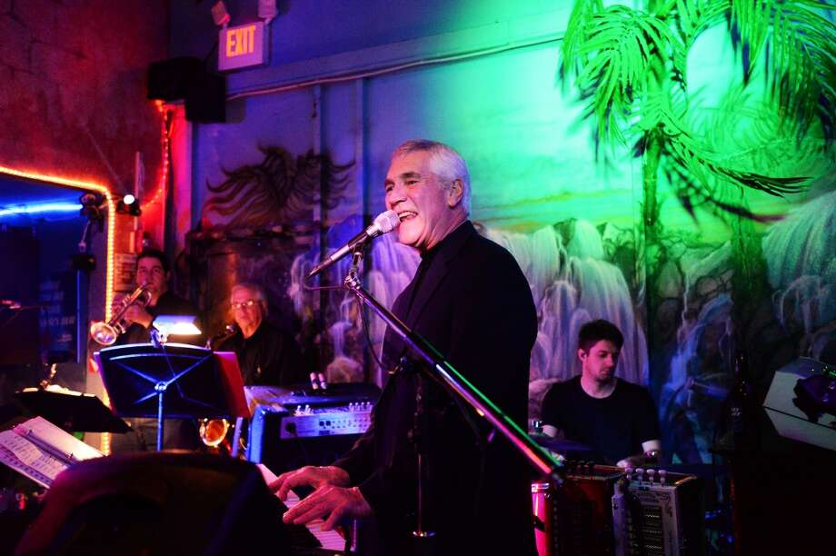 Ken Marvel performed live accompanied by the Swamp Rock band at the Capri Club on Saturday night. Michael Rivera/@michaelrivera88