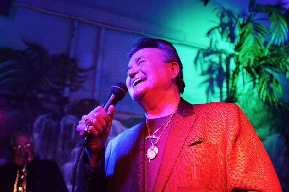 Pop legend G.G. Shinn performs live at the Capri Club on Saturday night. Michael Rivera/@michaelrivera88