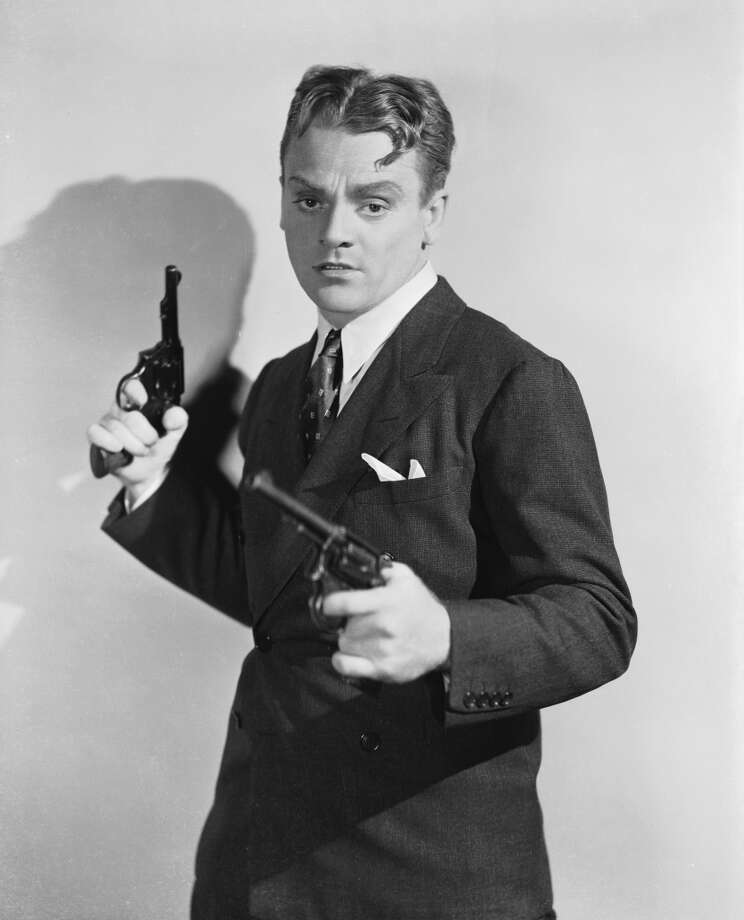 James Cagney (1899 - 1986), as a gangster. Photo: John Kobal Foundation, Getty Images
