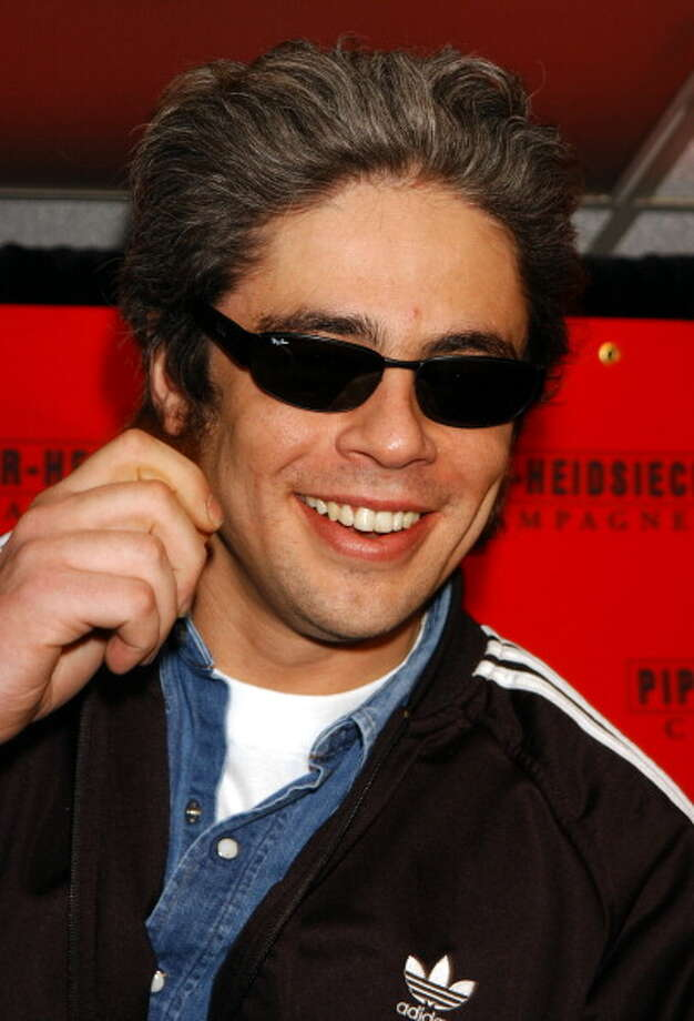 Benicio Del Toro during 2002 Sundance Film Festival - Piper-Heidsieck Press Conference at The Yarrow Hotel in Park City, Utah, United States. (Photo by George Pimentel/WireImage) Photo: George Pimentel, WireImage / 2002 Wireimage.com