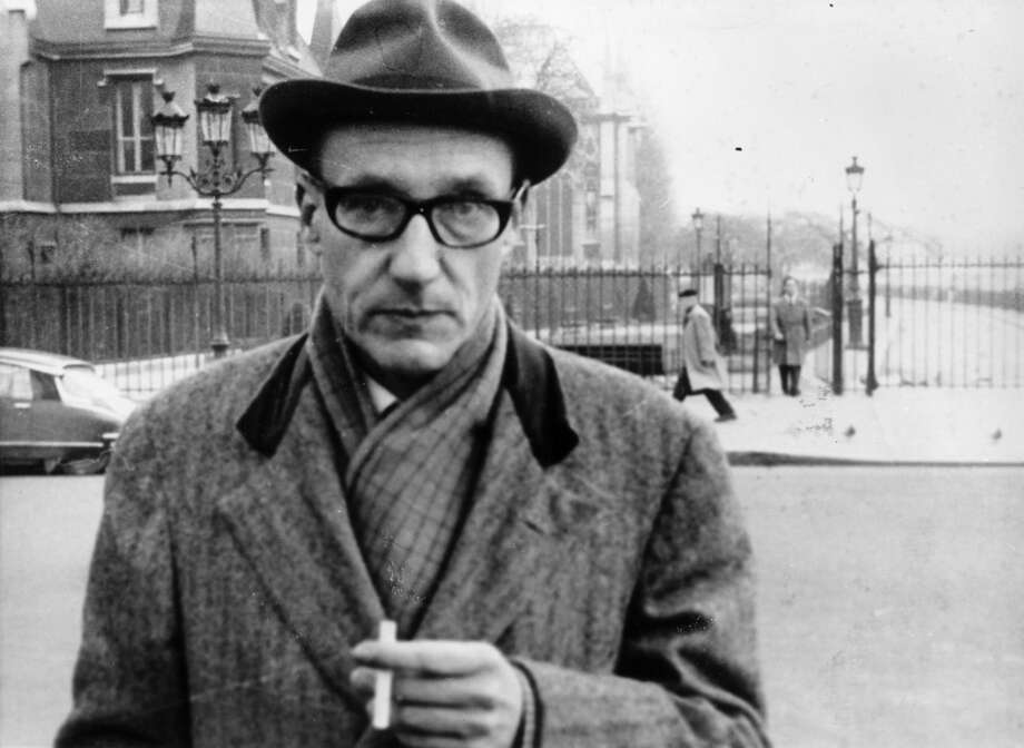 American writer William Seward Burroughs (1914 - 1997), author of the cult novel 'Naked Lunch'.   (Photo by Evening Standard/Getty Images) Photo: Evening Standard, Getty Images