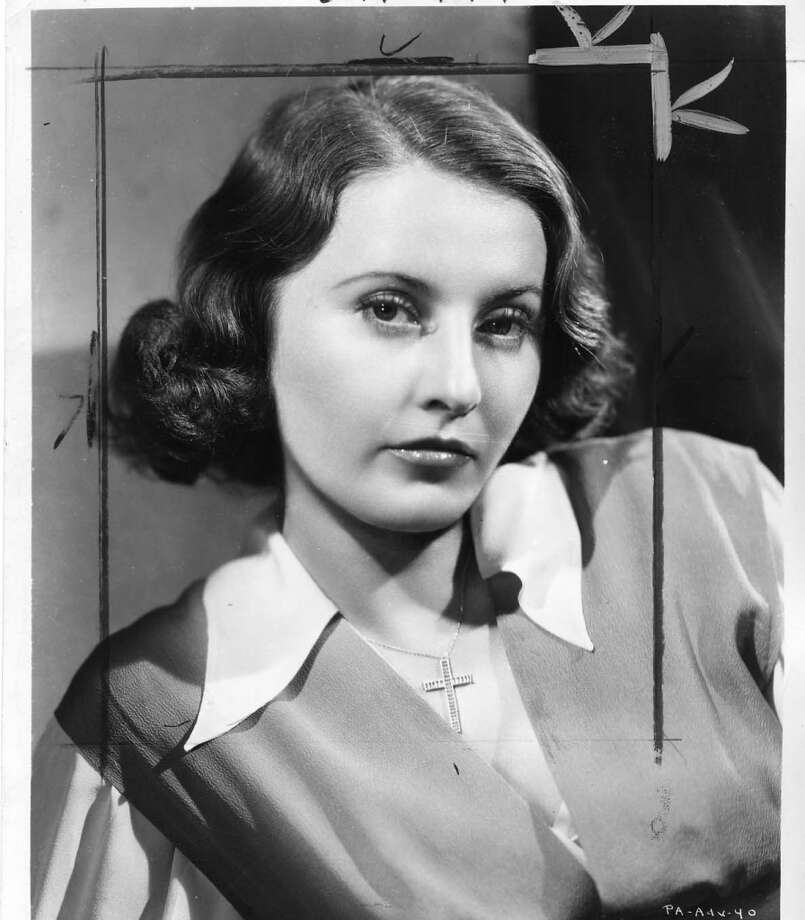 Barbara Stanwyck, actress. Photo: Handout