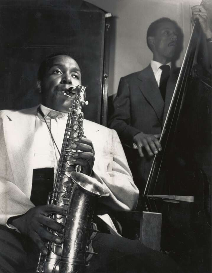 Charlie Parker, jazz musician. Photo: HANDOUT, SFC