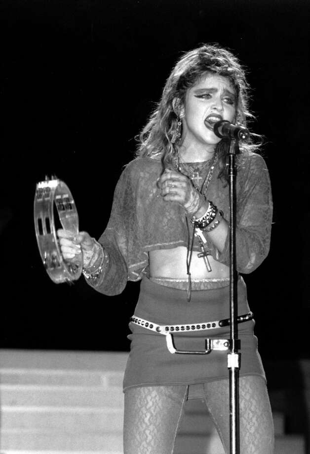 Madonna, singer and actress. Photo: SFC