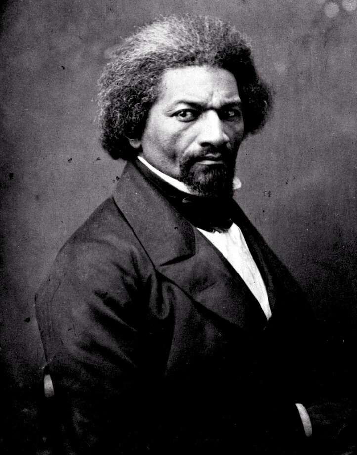 "Portrait of Frederick Douglass, circa 1860 from, ""The Abolitionists,"" on American Experience. Photo: Courtesy Of The New-York Histori, PBS"