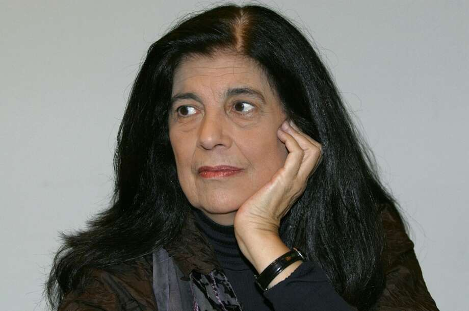 Susan Sontag, writer. Photo: Ulrich Baumgarten, U. Baumgarten Via Getty Images