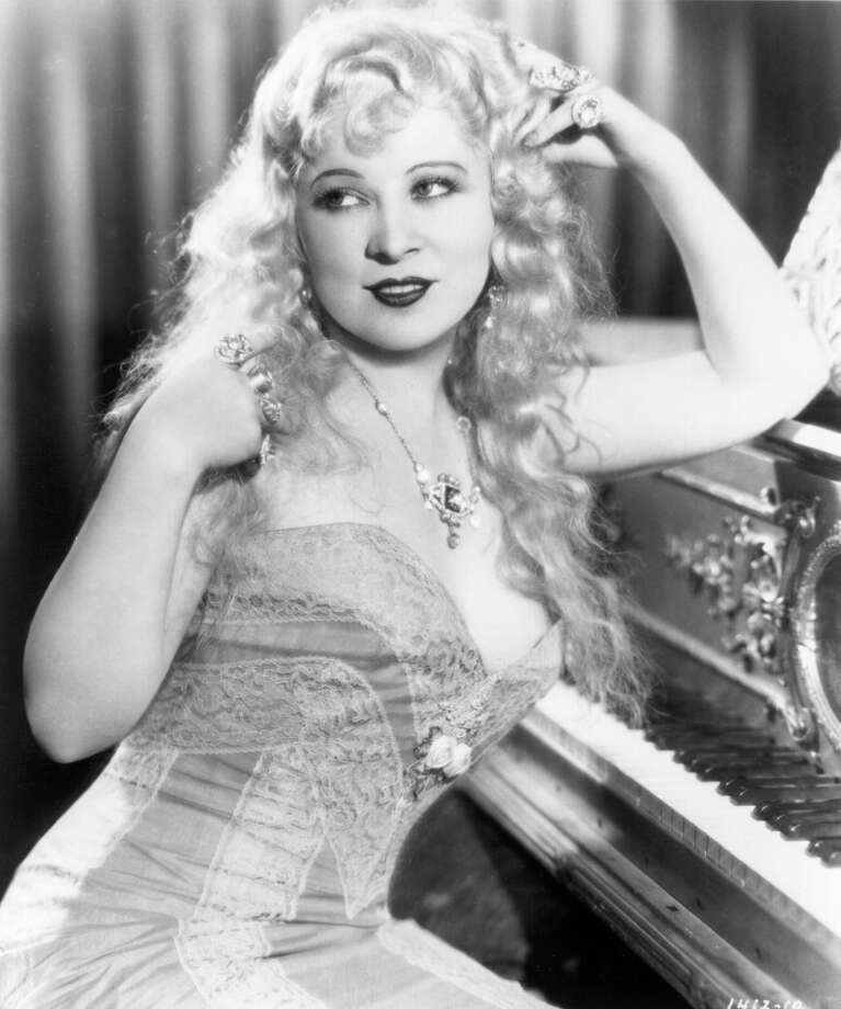 Mae West , circa 1933. Photo: Michael Ochs Archives