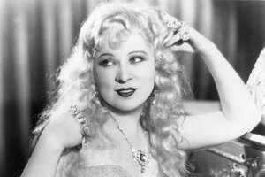 Mae West , circa 1933.