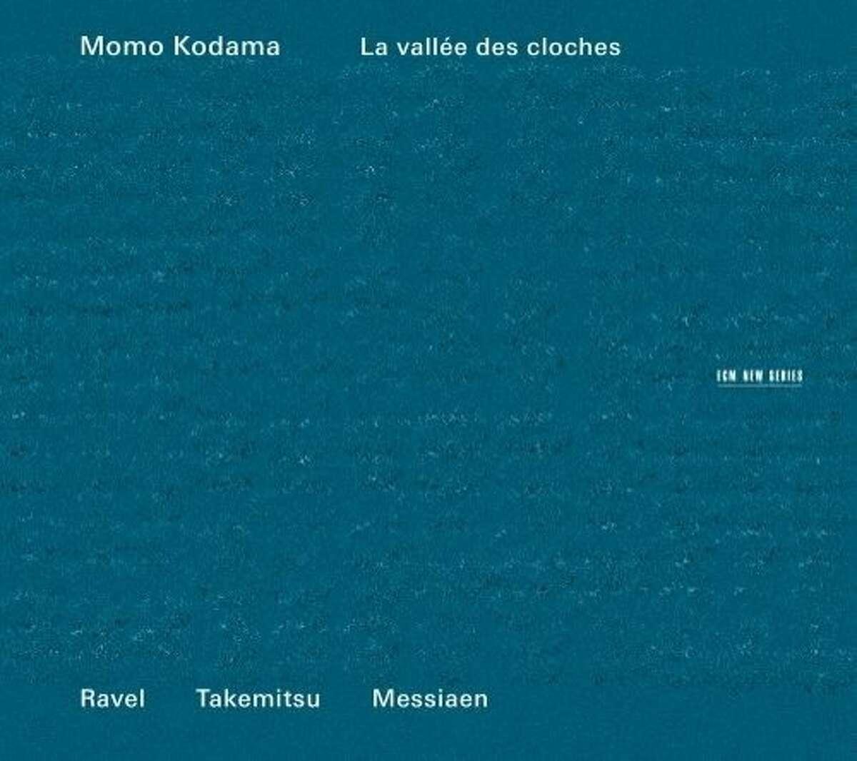 CD cover: Momo Kodama