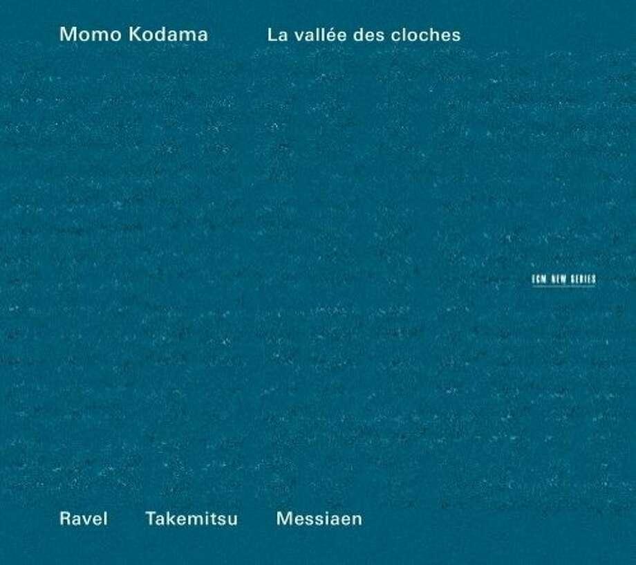 CD cover: Momo Kodama Photo: ECM New Series