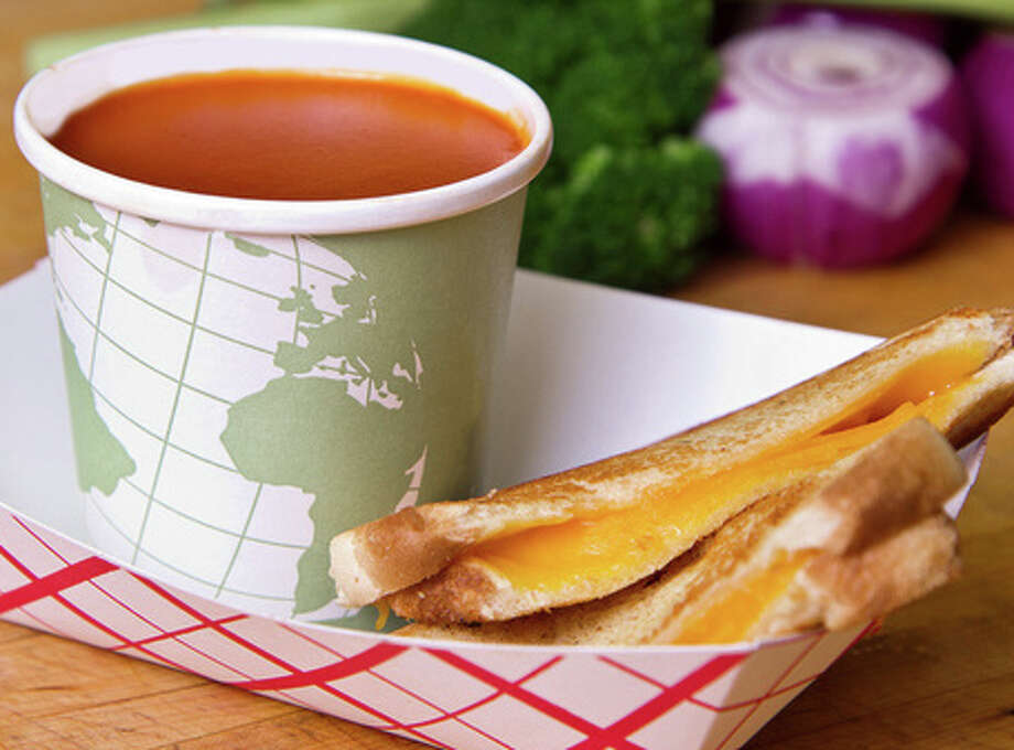 Chef's Table in Fairfield offers a wide selection of soups daily. Photo: Contributed Photo / Fairfield Citizen contributed