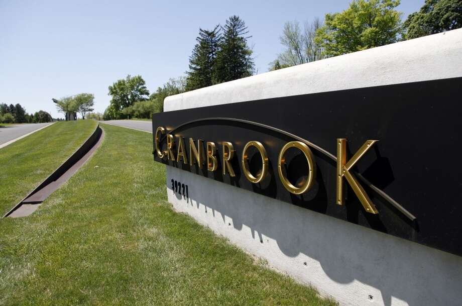 "An entrance to Cranbrook is shown in Bloomfield Hills, Mich., Friday, May 11, 2012. Mitt Romney apologized Thursday for ""stupid"" high school pranks that may have gone too far and moved quickly to stamp out any notion that he bullied schoolmates at the exclusive Cranbrook school in Bloomfield Hills, Mich., because they were gay. His swift response reflected the Republican presidential candidate's recognition that his record on gay rights is under heightened scrutiny following President Barack Obama's embrace of gay marriage. (AP Photo) Photo: Associated Press"
