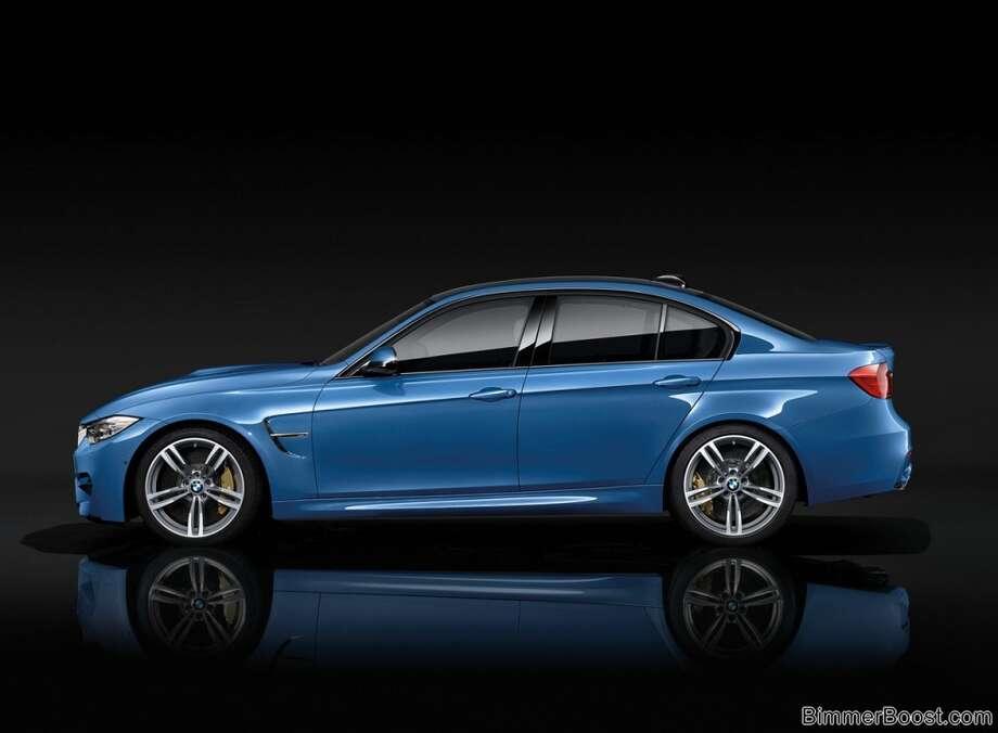 11. BMW  130 problems per 100 vehicles   Source: J.D. Power Photo: Bimmerboost.com