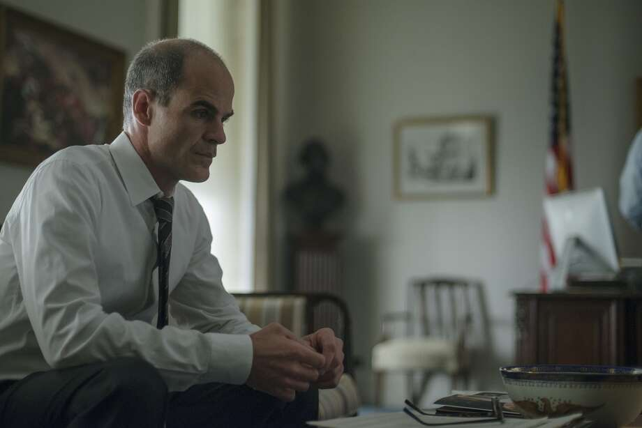 "Michael Kelly in season 2 of Netflix's ""House of Cards."" Photo credit: Nathaniel Bell for Netflix."