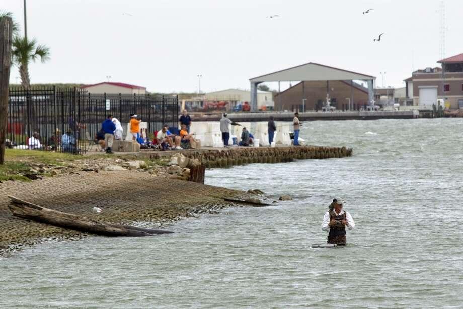 Seawolf Park100 Seawolf Park Blvd, Galveston Lighted pier, parking lot, restrooms, showers and snacks. Photo: Houston Chronicle